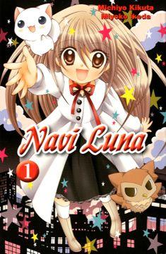 Navi Luna 1 - Miyoko Ikeda, Michiyo Kikuta - Nidottu, pehmeäkantinen (9789521615528) - Kirjat - CDON.COM