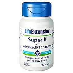 GBP 17.30 incl shipping - Life-Extension-Super-K-with-Advanced-K2-Complex-90-soft-gels-cheap-price