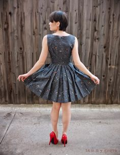 Pacman Geek Dress!