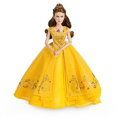 Belle Film Collection Doll - Beauty and the Beast - Live Action - 11 1/2''