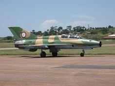 MiG-21UM - Força Aérea da Uganda