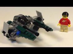 LEGO Star Wars 30244 Anakin's Jedi Interceptor polybag 2014