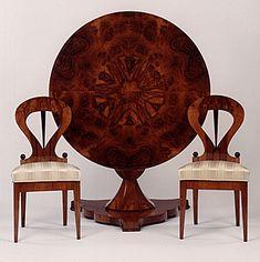 Biedermeier Furniture: Form Follows Function