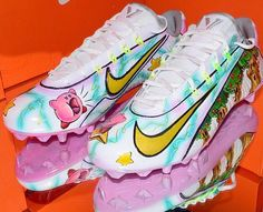 55656ae9c19f 10 Best CUSTOM CLEATS/GLOVES images | Cleats, Football boots, Soccer ...