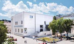 Leopold Museum. Viena. Museums Quartier en Museums Platz, 1 - Viena.