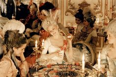 Marie Antoinette movie (with Kirsten Dunst) love the rollette chips