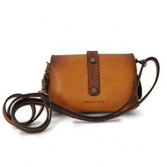 Pratesi Buonconvento women leather shoulder bag clutch