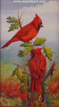 The Red Team  is an original oil painting on ivorine by Gail Mac Argel. The art measures 5″  x  3″ and the modern gold  frame measures 6 3/4″ x  4 3/4″ This painting has been SOLD