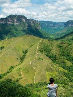 Vale do Pati, Brazil