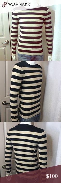 Authentic Neiman Marcus Dries Van Noten Sweater Authentic Neiman Marcus Dries Van Noten Sweater Dries Van Noten Sweaters Crewneck