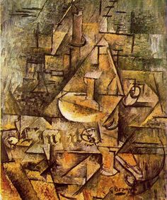 """""""We will never have repose. The present is perpetual.""""   Braque"""