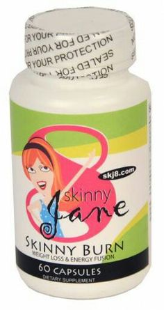 SkinnyBurn helps curb your appetite, burn body fat more efficiently & boost your energy! It contains 9 ingredients that work together to make your body a fat burning machine without giving you the jitters.  Whether you are just starting your weight loss plan or you are trying to lose that last 10lbs., SkinnyBurn will help you!!