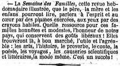 La petite histoire du café de la Régence, vue à travers la revue La Semaine des familles