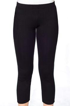 Modest Leggings Capri Length. Price: $15