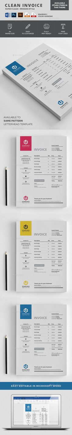 by EmandCoDesign on Etsy u2026 Pinteresu2026 - ms word proposal template