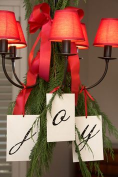 chandelier decorations