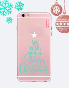 funda-movil-navidad-we-wish-you-3 You And I, Wish, Phone Cases, Christmas, Collection, See Through, Mobile Cases, Xmas, Tu Y Yo