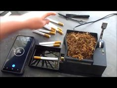*Vorstellung* Powermatic 2 plus Stopfmaschine im Test Tobacco Industry, Gadgets, Youtube, Smoking, Fiction, Gadget, Youtubers, Youtube Movies