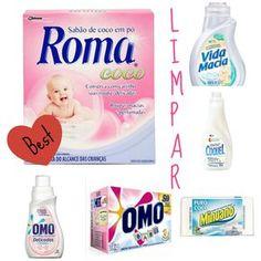 sabão para roupas de bebê