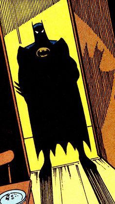 THE BATMAN ADVENTURES #27 (Dec. 1994) Art by Mike Parobeck (pencils), Rick Burchett (inks) & Rick Taylor (colors)