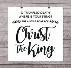 Printable File for sale in our Etsy Shop. #Hillsong #Easter #Praise #worship #christian #inspiration #lyrics #christianmusic #christianlyrics #christianart