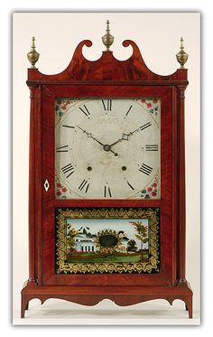 Seth Thomas Pillar and Scroll Clockhttp://www.clprickett.com/