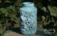Wazonik   Kufer inspiracji Vase, Home Decor, Decoration Home, Room Decor, Vases, Home Interior Design, Home Decoration, Interior Design, Jars