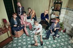 BTS WINGS SPECIAL PHOTO