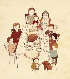 Family Meal Table   God Loves Feasts   Read about all the feasts God talks about in the Bible. www.aboverubies.org
