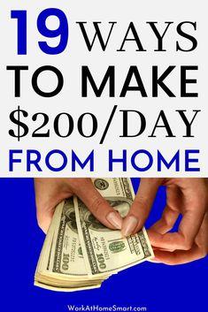 Earn Money Online Fast, Make Money Today, Earn Money From Home, Make Money Fast, Best Money Making Apps, Money Saving Tips, Money Tips, Self Employed Jobs, Make Money From Pinterest