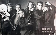 #INXS with Michael Hutchence