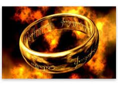 """""""One Ring to rule them all, One Ring to find them, One Ring to bring them all and in the Darkness bind them.""""El Señor de los Anillos, Lord of the Rings, Tolkien Lord Of Rings, Fellowship Of The Ring, Rings For Men, Jrr Tolkien, Enya Music, Seigner, O Hobbit, Spell Caster, Magic Ring"""