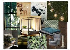 Moodboard- Bedroom #camillaurendesign @camillaurendesign