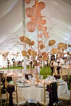Waterville Valley Resort Weddings | Osceola Arbor Private Tented Wedding Reception