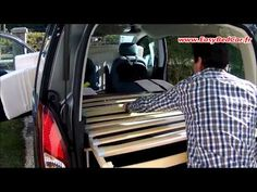 CAMPINAMBULLE : Transformer sa voiture en camping-car - YouTube