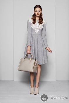 f0e02f6173 Najlepsze obrazy na tablicy Szare Sukienki Grey Dress (11)