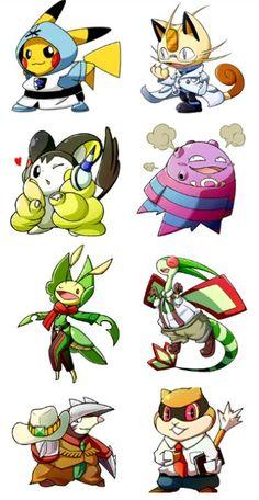 harry potter pokemon team - Buscar con Google
