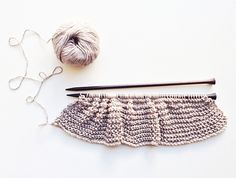 New Knit Project - Wool and the Gang Kit