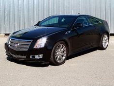 2011 Cadillac CTS Coupe Review