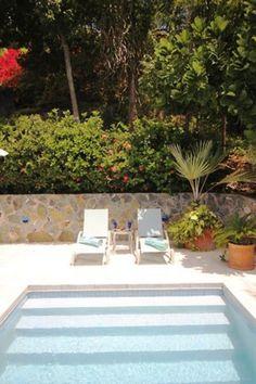 Monte Bay Villa ~ St. John US Virgin Islands ~ Vacation Villa Rental Home