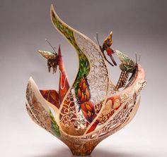 Sculptură în lemn: de lucru Joey Richardson (Joey Richardson) - Diverse (creativitate) - CREATIVE - Editura MÂINILOR - vergele