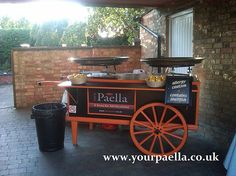 Delicious Paella For Your Wedding Breakfast.
