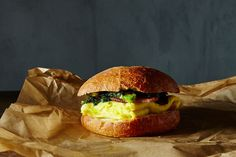 How to Make the Best Egg Sandwich Without a Recipe on Food52