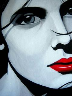 Gioia cordovani Halloween Face Makeup, Illustration Art, Paintings, Artists, Paint, Painting Art, Painting, Painted Canvas, Drawings