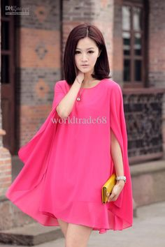 4a6431d3efa847 2016 Hot Sale Spring And Summer Maternity Clothing Plus Size Cloak Chiffon  Dress Prom Dress From