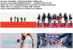 Download [MV] Red Velvet – Dumb Dumb [Bugs! HD 1080p]