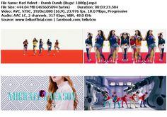 Download [MV] Red Velvet – Dumb Dumb [Bugs! HD 1080p]