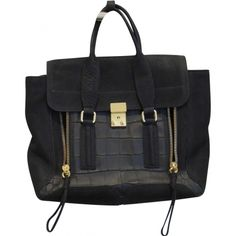 3.1 PHILLIP LIM Pashli Satchel black bag