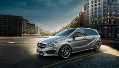 Discover the new B-Class, which emerges from a rejuvenating model update with an excitingly dynamic character.