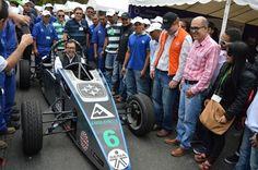 Compromiso ambiental del Sena a través del diseño de 10 vehículos eléctricos